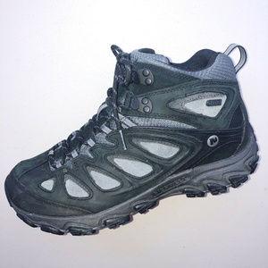 Merrell Pulsate Mid Waterproof Hiking Boots 9.5